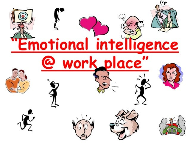 essay on emotional intelligence in the workplace