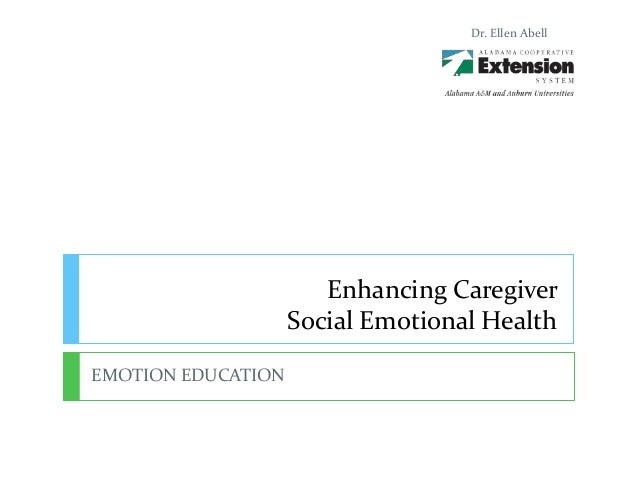 Emotion education priester presentation