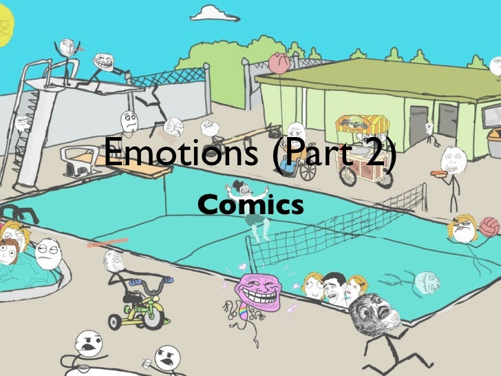 Emotions (Part 2)     Comics