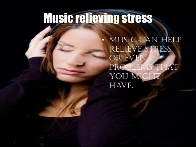 music and stress Pubmed comprises more than 26 million citations for biomedical literature from medline, life science journals, and online books citations may include links to full-text content from pubmed central and publisher web sites.