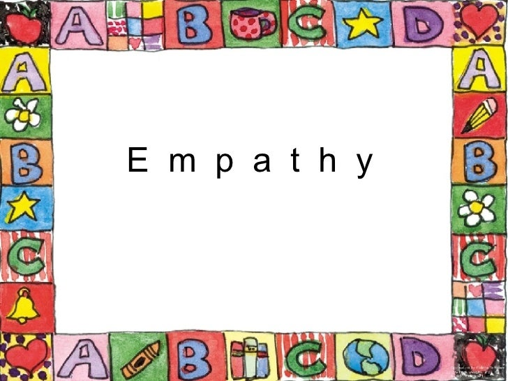 Empathy in cust svc