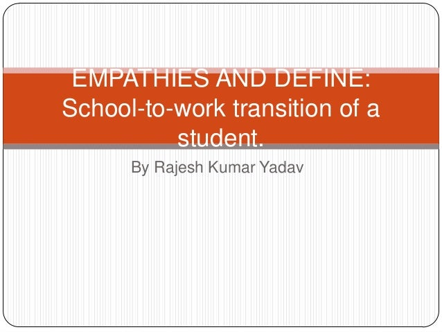 definition aspects of empathy essay The empathy which is defined to be the action of understanding, being aware of , being sensitive to other's feelings, thoughts and experiences, is very important not only to ourselves, but also to our whole society.