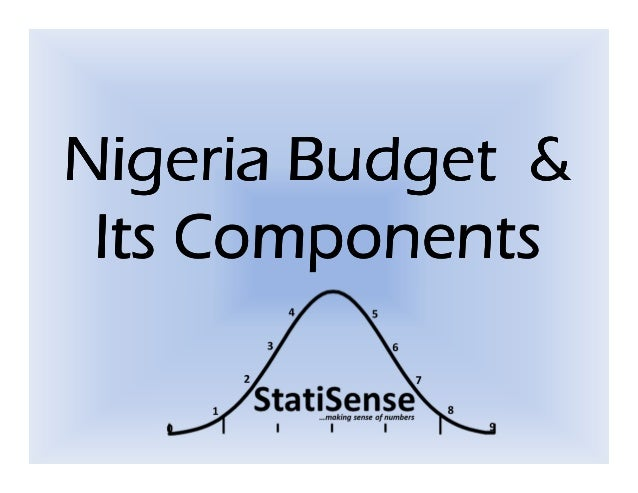 Nigeria Budget & Its Components