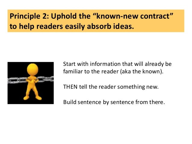 Technical writing contracts
