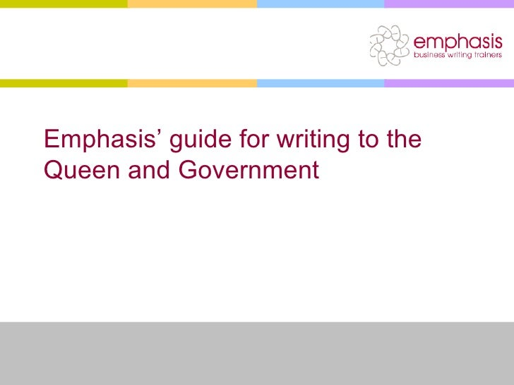 how to show emphasis in writing
