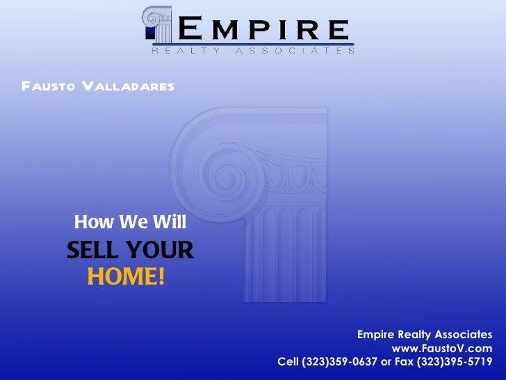 Empire listing Presentation