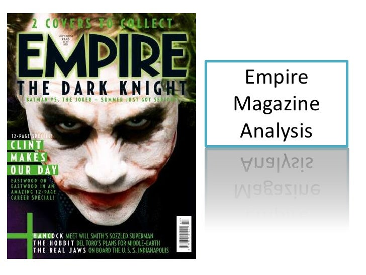 EmpireMagazineAnalysis