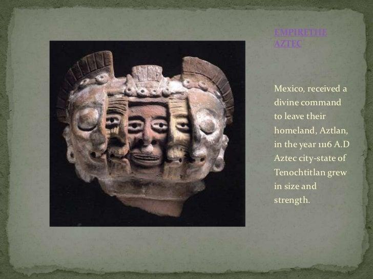 Empirethe aztec