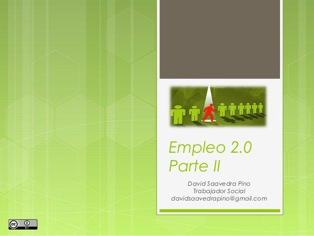 Empleo 2.0 curso cots parte ii