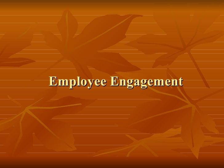 Employee Engagement.Doc
