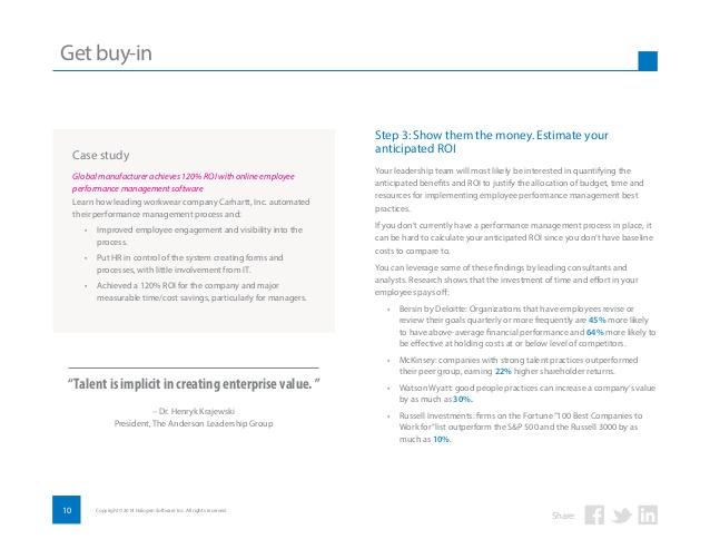 IBM: SFS Performance Management Part I