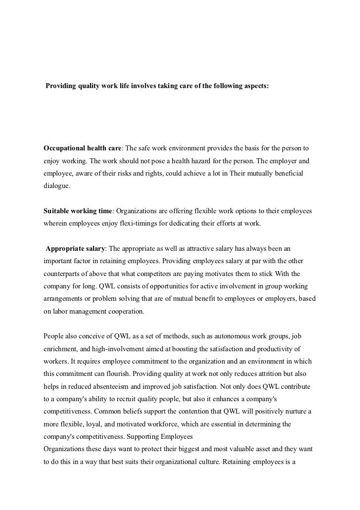 employee retention research paper Free employee retention papers, essays, and research papers.
