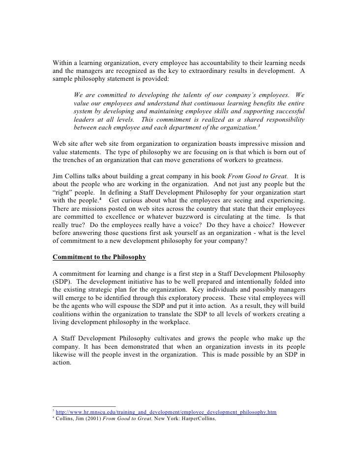 Philosophy Essay Sample