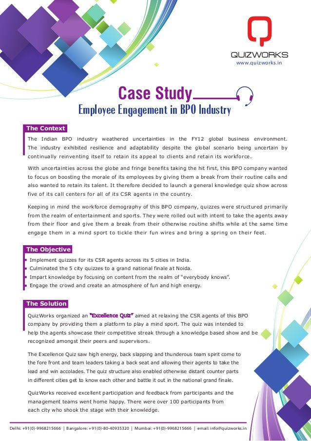market research case study india Click icon below to view a particular case study perform market research and market forecast modeling to support decision making around the case studies.