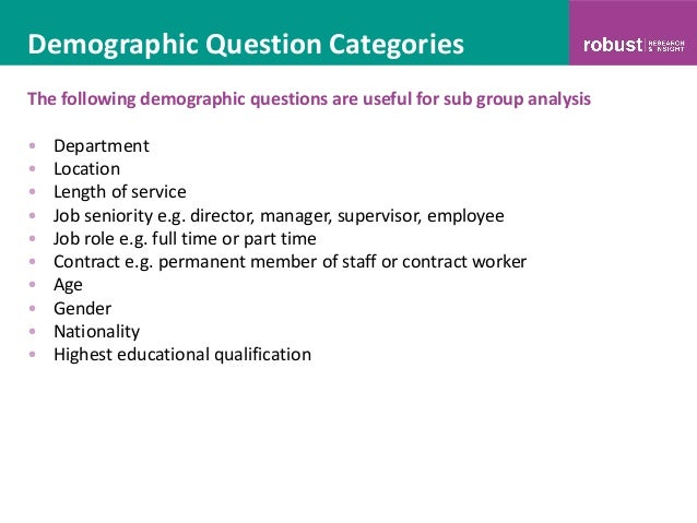 sample of employee satisfaction survey questionnaire