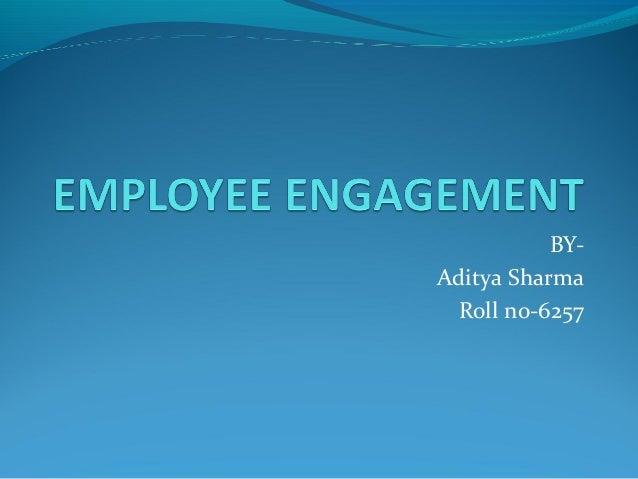 Employee engagement seminar
