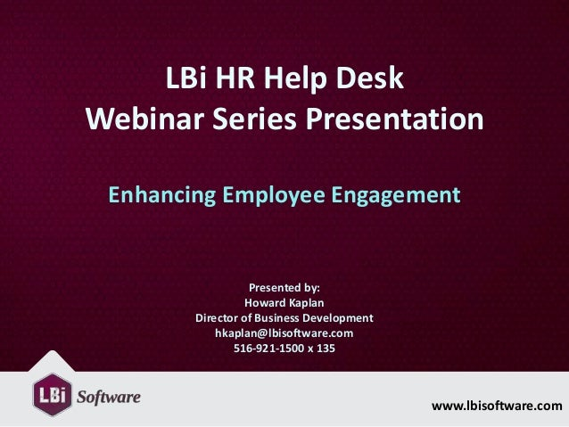 Improve Employee Engagement with HR Case Management
