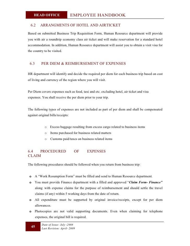 hr toolkit employee handbook