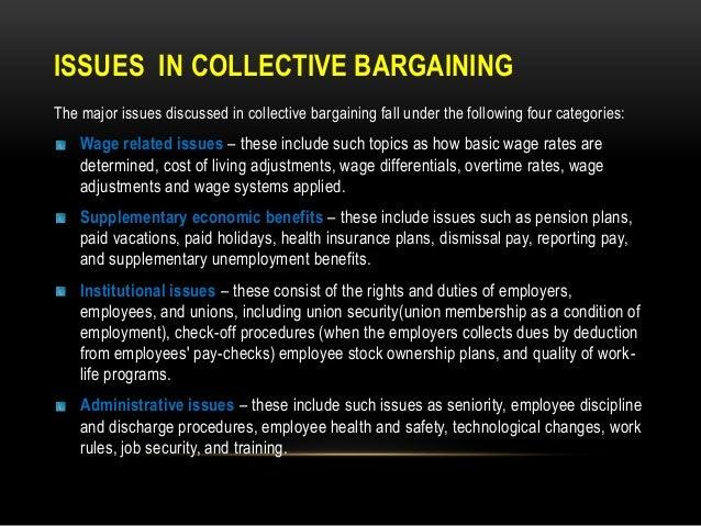 Labor union essay