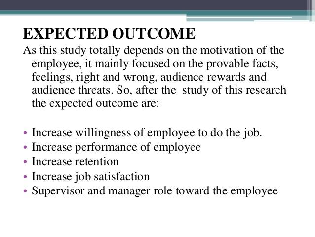 Employee Motivation Case Study | Case Study Template