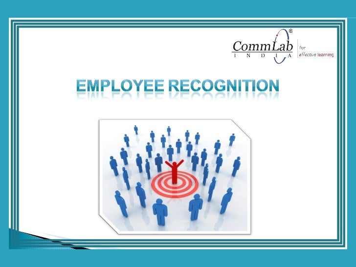 Creative ways to give employee recognition