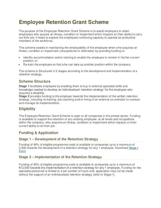 impact of employee retention essay Insync surveys pty ltd melbourne phone: +61 3 9909 9209 • fax: +61 3 9614 4460 sydney phone: +61 2 8081 2000 • fax: +61 2 9955 8929 address po.