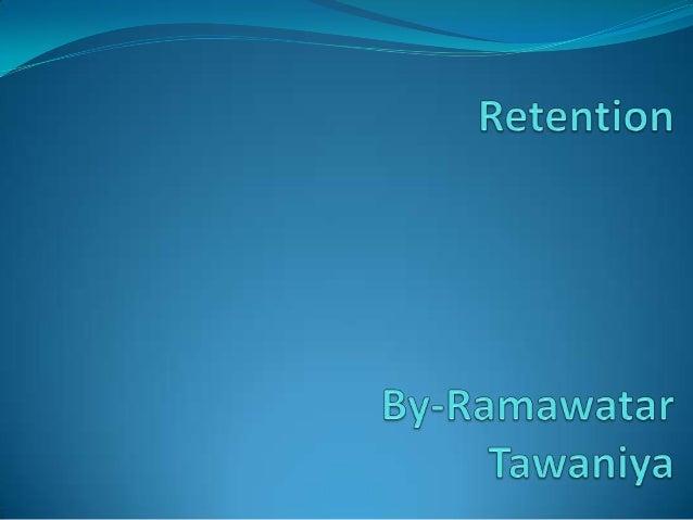 Employee retention (HR topic)