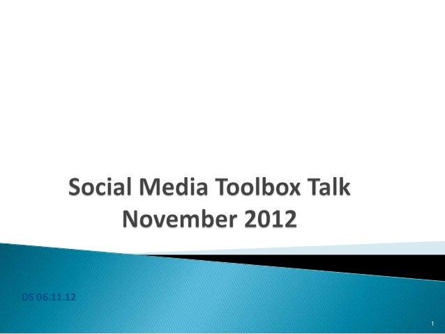 Employee social media Toolbox Talk  v1.0
