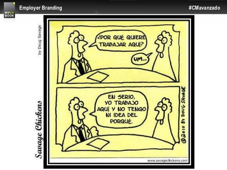 Employer Branding   #CMavanzado