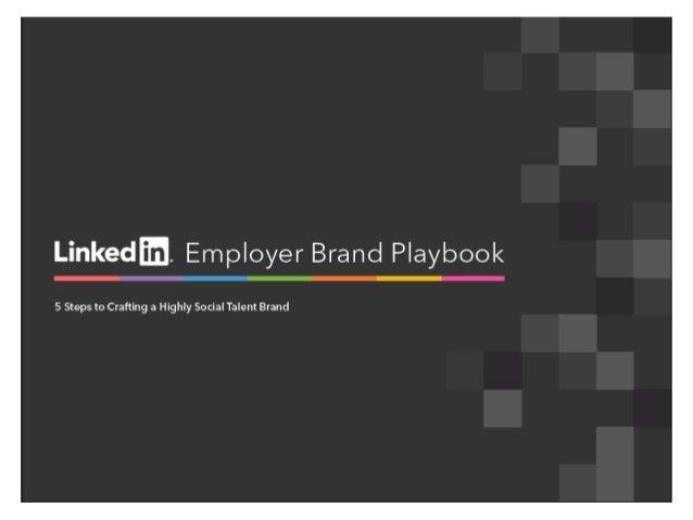 Employer Brand Playbook Webinar