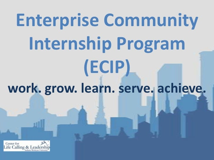 ECIP for Employers