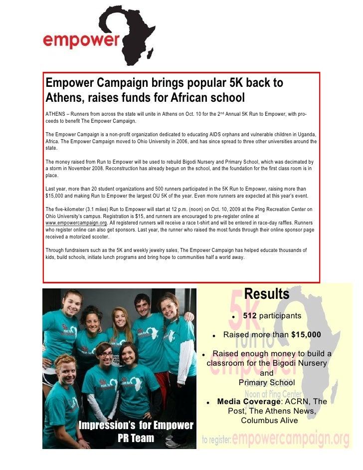 Empower 5k