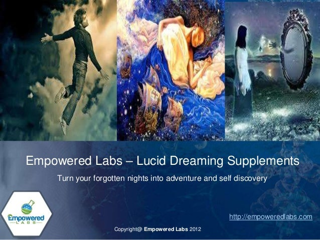 Empowered Labs – Lucid Dreaming SupplementsTurn your forgotten nights into adventure and self discoveryCopyright@ Empowere...