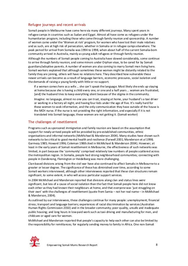 Research Paper on Somali Pirates