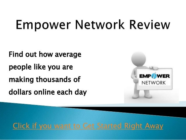 Empower Network Review - Is it a scam?