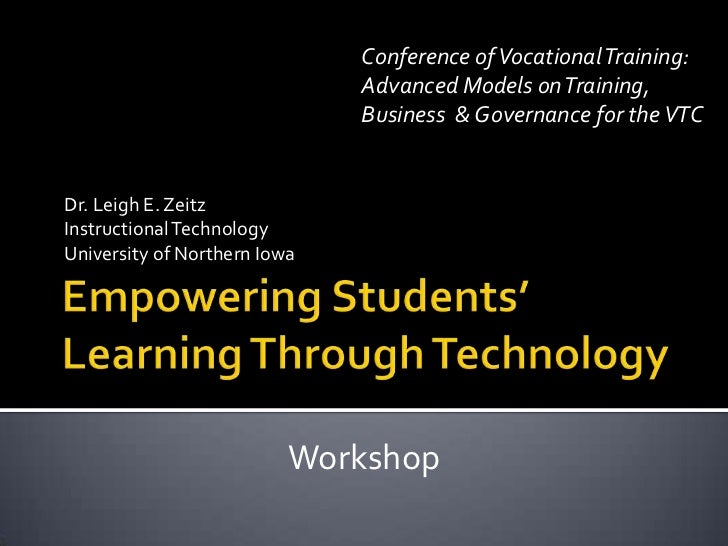 Empower Students Through Technology
