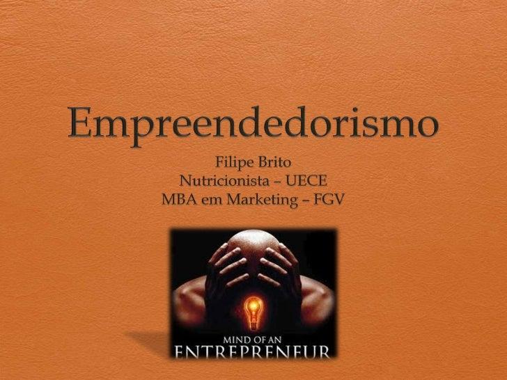 Empreededorismo   gestão de carreira e empreendedorismo para biólogos - 16 a 19-11-2011