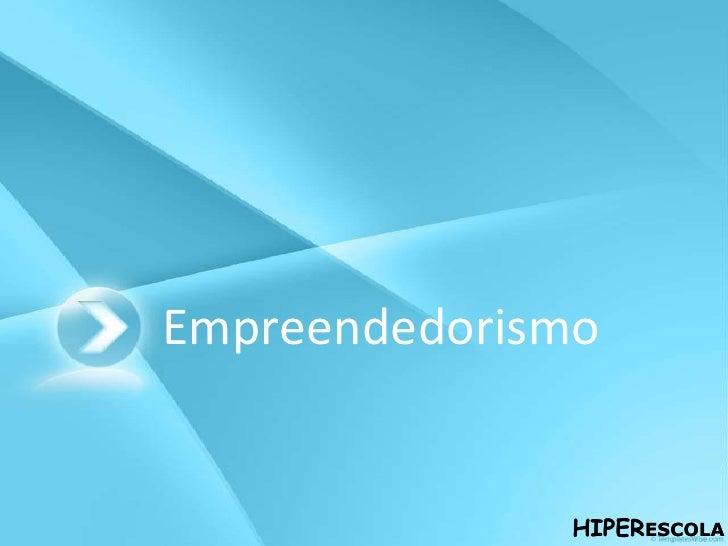 Empreendedorismo
