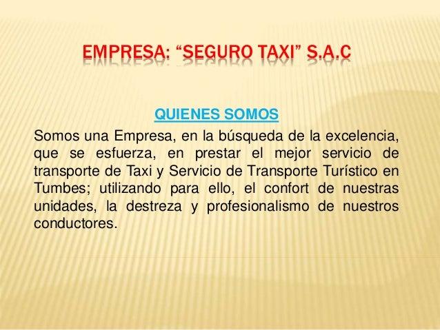 empresa de seguro: