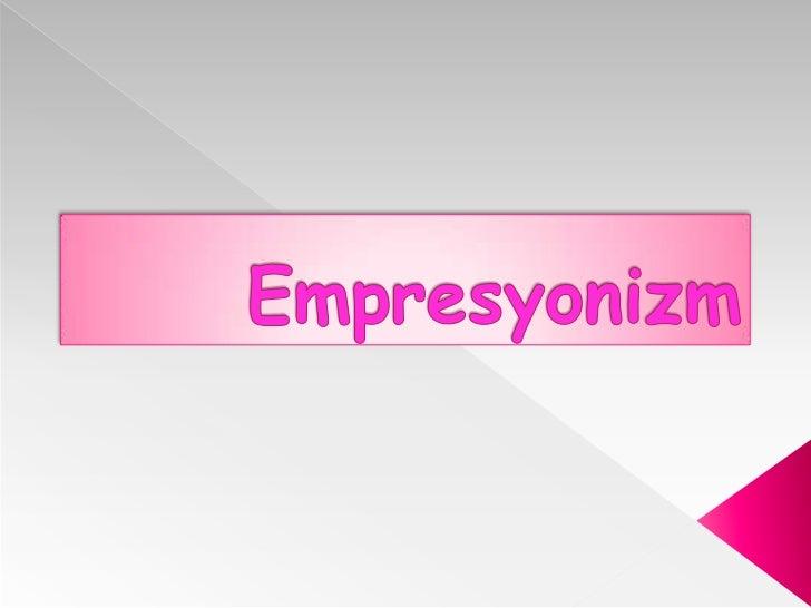 Empresyonizm