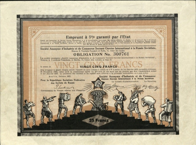 Internationale Arbeiteranleihe (französisch)