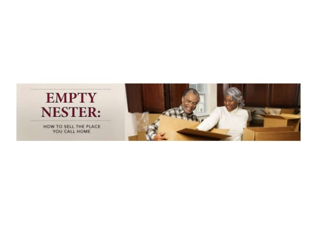"""Are you an """"Empty Nester"""" who needs a home for the future? Is it time to downsize or to move into another home more suitab..."""