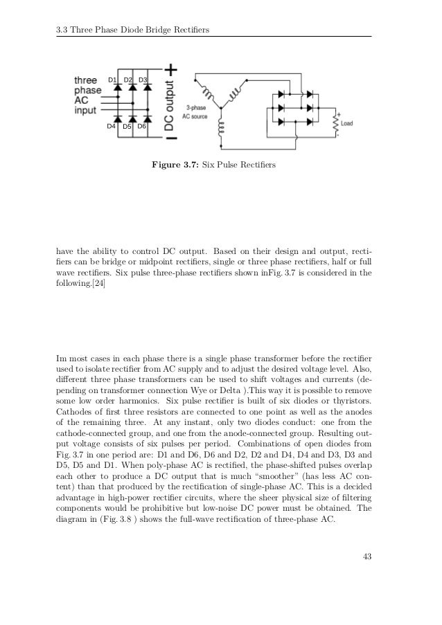 synchronous generator thesis