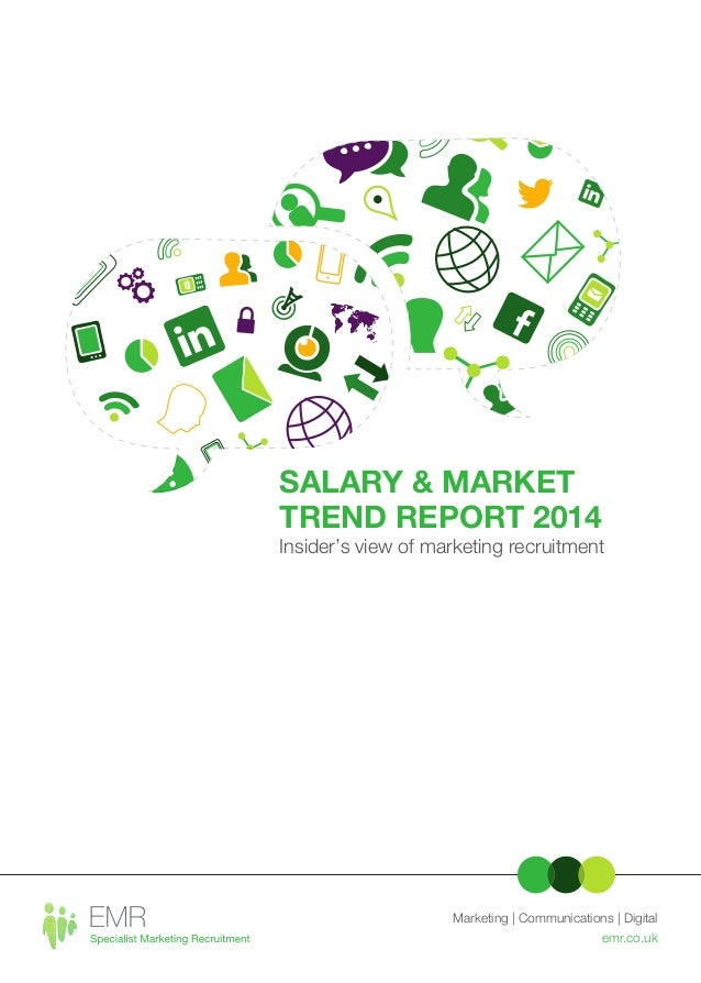 EMR - Salary & Trend Report - 2014