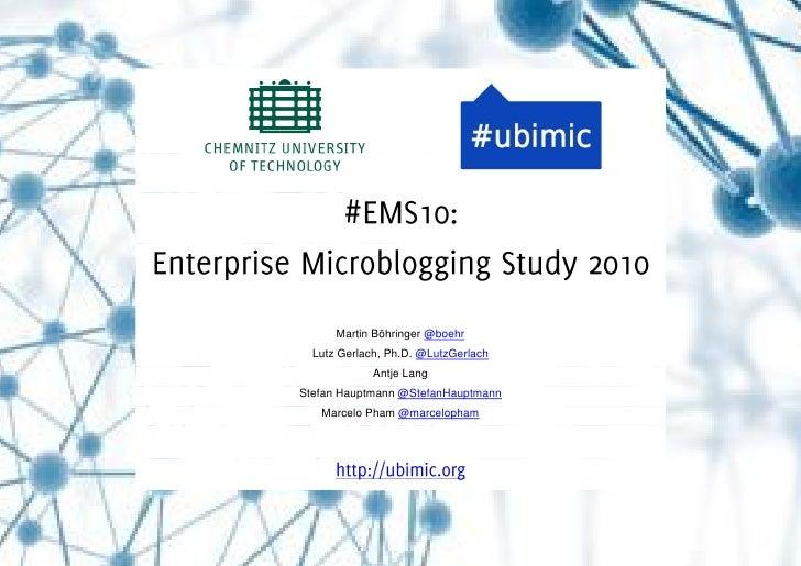 Ems10 V1 0