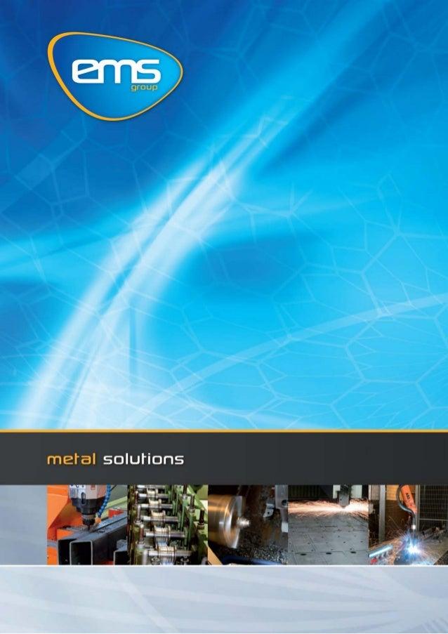 EMS Group - Catalogue Français