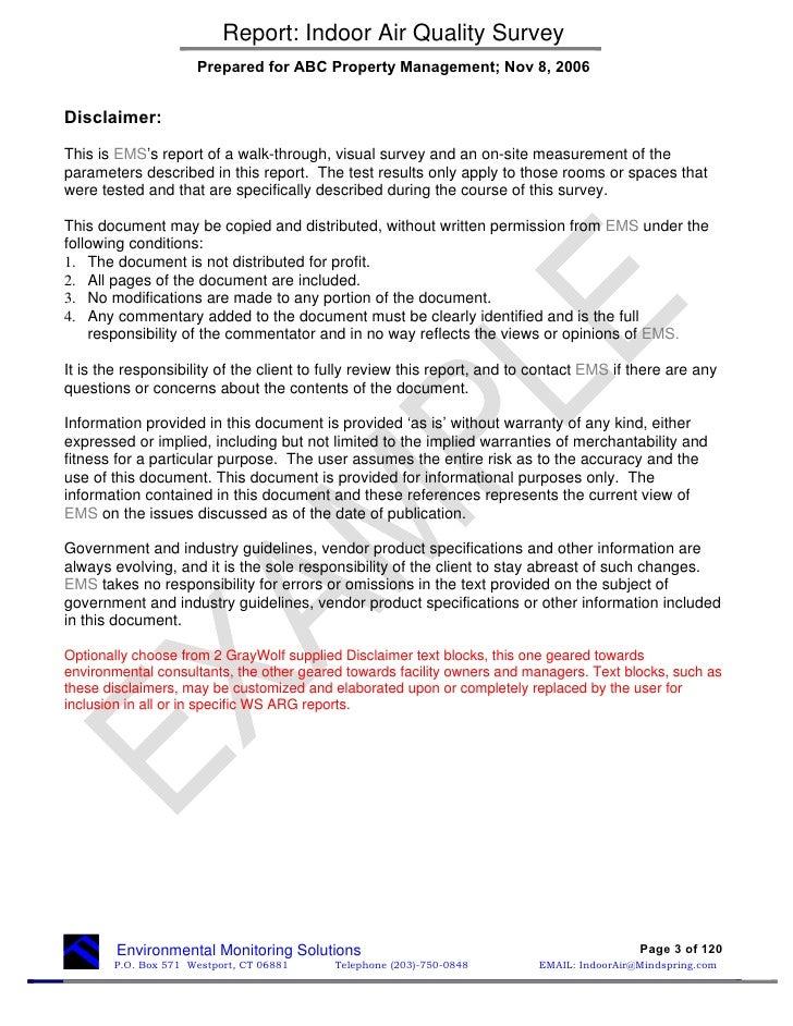 essay on survey sample size