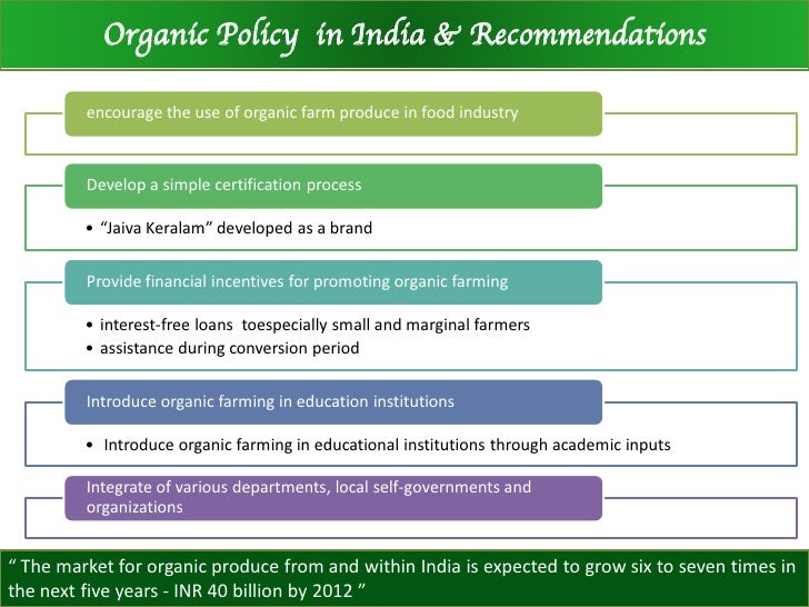 term papers organic food Food: an analysis of the issues the strategy unit  the food and drink industry accounts for 7% of national  grocery market consolidation is a long term.
