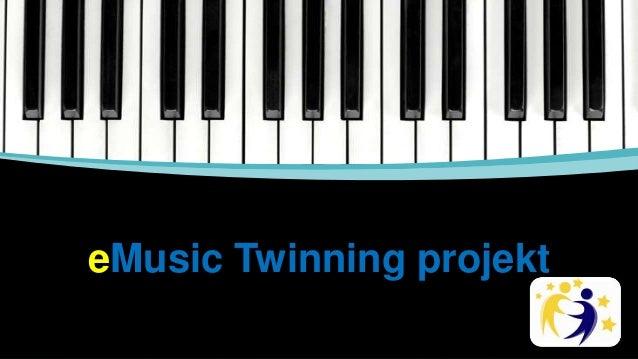 eMusic twinning projekt