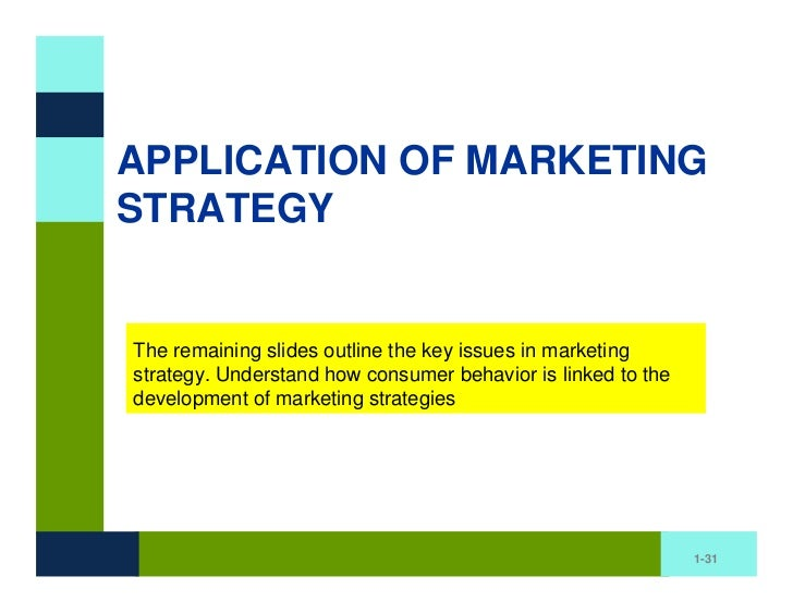 consumer behavior and marketing strategy for Behavior (as well as consumer behavior) is essentially an adaptive strategy by which resources affecting the life chances of actors and environments are exchanged.
